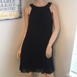 WHBM 10 Black Dress Medium Med